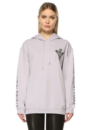 McQ Alexander McQueen Sweatshirt Lila